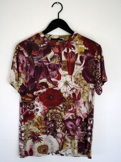 Botanic Tee-- tucked into my lace pencil skirt, perfect!++
