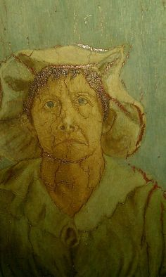 Artist: DanaWodak classic oil tempera painting on canvas artforsale Spititual Realistic Art israelyPainter ArtWorks