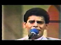 FERNANDO VILLALONA (video 1984) - Hablame - CANCION ROMANTICA
