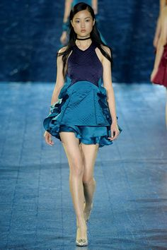 Mary Katrantzou Spring 2016 Ready-to-Wear Fashion Show