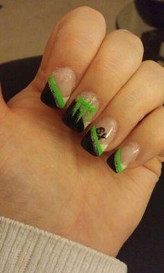 Supercross Nails