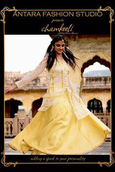 Antara, Suits You, Fashion Studio, How To Make, How To Wear, Women Wear, Indian, Facebook, Elegant