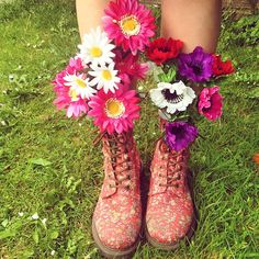 #BootsInBloom Shared by emilybotterill