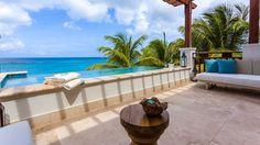 Zemi Beach Luxury Caribbean Residences Plunge Pool