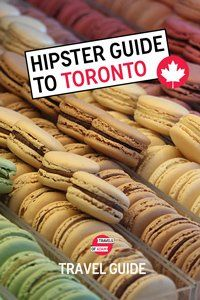 Toronto is cool. So cool, in fact, it's quickly become one of my favorite cities. Toronto is a BIG city with a population over 2.5 million. It's also a very international city. In fact, just
