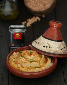 Hummus con pimentón ahumado - Gastronomia.com España