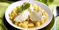 #Recept: Ananas met siroop en witte chocolademousse  http://ift.tt/2iABVlv #Nagerechten