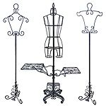 Wrought Iron/Wire Dress Forms