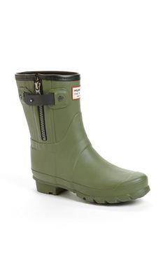 Hunter for rag & bone Short Rain Boot (Women) available at #Nordstrom