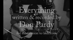 Don Pardy - Everything