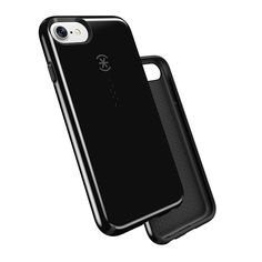 Description Patented design provides two layers of protection in a single-piece construction that's easy to put on and take off. - Custom fit case for the iPhone 7! - Military-Grade drop Tested onto a