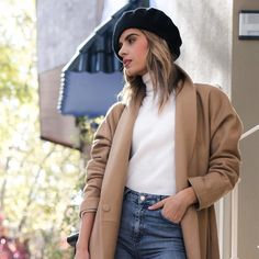 """1,468 Me gusta, 64 comentarios - Alba Zapater (@mstreinta) en Instagram: """"Chic #beret is a #newpost ON my bloG #morning #mstreinta #whatiwear #outfit #outfitoftheday…"""""""