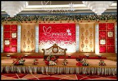 Reception Decoration -