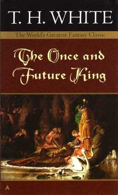 Not that I could ever choose, but this is definitely way up there in the 'favorites' list. The Once and Future King  by T.H. White