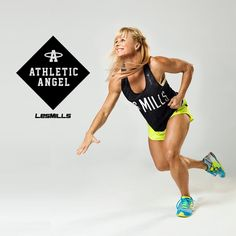 Lisa Osborne represents the ultimate Athletic Angel. Can you rival her style? Enter the #LesMills Ladies contest to win some sweet #Reebok gear!
