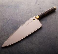 Florentine Three Chef Knife | Eatingtools.com