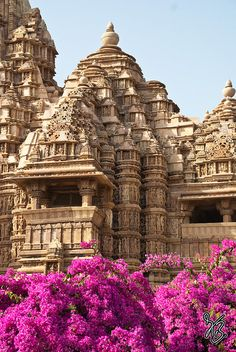 Temple in Khajuraho - Going in November!