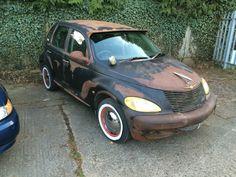 Cruiser Car, Chrysler Pt Cruiser, Cars And Motorcycles, Cool Cars, Beetle, Gin, Motors, Juice, Street