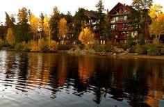 Auberge du Lac Taureau Nordic Spas in Quebec: Extreme Spa Adventure