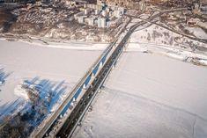 В Уфе на Бельском мосту нарисуют «зимнюю» разметку - https://gorod-ufa.com/news/v-ufe-na-belskom-mostu-narisuyut-zimnyuyu-razmetku/