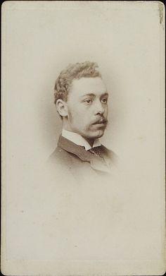 www.pastonpaper.com | Carte De Visite of Lacey N Everett, 1885 Facial Hair, Old Photos, Drawings, Pictures, Carte De Visite, Old Pictures, Face Hair, Vintage Photos, Sketches
