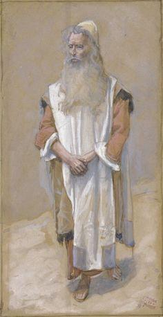 Moses, 1896-1902  -  James Tissot