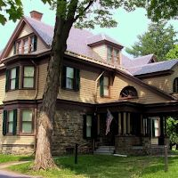 Favorite historic houses in Ulster County