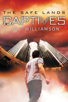 Captives by Jill Williamson.  Series: The Safe Lands #Zonderkidz Have read and loved this book, definitely looking forward to bk 2 Jill Williamson is a brilliantly talented author, whose work I love to read.
