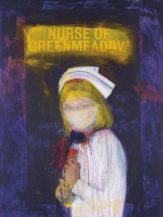 Richard Prince, Nurse Of Greenmeadow, 2002