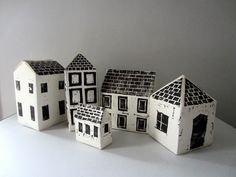 Studio Beerhorst Printed houses