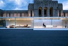 All that glass, light, space? The House of Calvin Klein – Minimalissimo