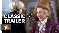 Watch the movie trailer. Available via youtube.com. Classic Trailers, Movie Trailers, Tom Holland, Roald Dahl Movies, Scarlett Johansson, Willy Wonka Movie, Newest Horror Movies, Cry Now, Online Checks