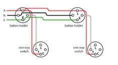 Image result for 240 volt light switch wiring diagram australia image result for wiring 2 switches to 2 lights asfbconference2016 Choice Image