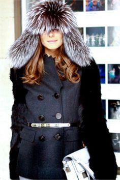 @ NY fashion week feb 2013