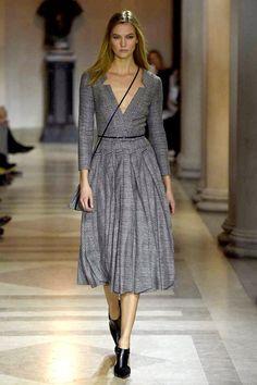 Carolina Herrera - Nueva York - 2016-2017 - Otoño-invierno - Harper's Bazaar