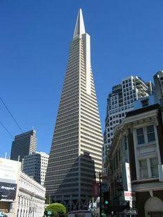 Trans America Pyramid, San Francisco