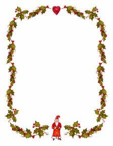 Christmas letter  http://www.thetoymaker.com/Holidays/Christmas/Christmas.html