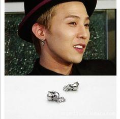 gd earrings brand new kpop