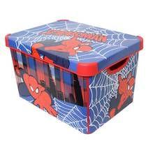 Superior Marvel Spiderman Storage Box