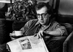 Woody Allen/ tea