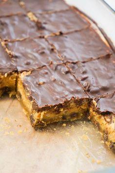 Easy squares recipe