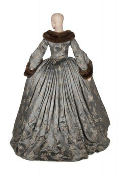 NORMA SHEARER MARIE ANTOINETTE DRESSING GOWN - Price Estimate: $6000 - $8000