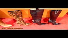 Beautiful Women Italian Shoes Fashion High Heels Leather 2011 Italian Shoes, Rubber Rain Boots, Fashion Shoes, High Heels, Beautiful Women, Boutique, Videos, Youtube, Leather