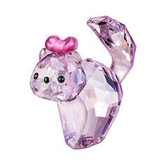 Swarovski House of Cats Katie Pink - $86.40