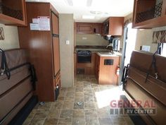 Used 2014 KZ Sportsmen Sportster 17 Toy Hauler Travel Trailer at General RV | North Canton, OH | #126005
