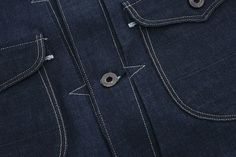 Rising Sun & Co. Cattleman Jacket, Spade Denim - New Releases
