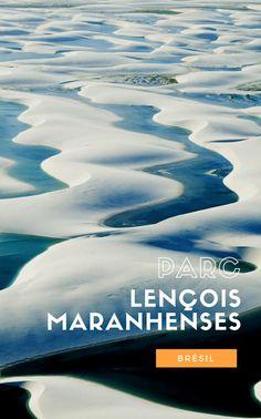 Visiter le Parc National des Lençois Maranhenses au Brésil: les conseils de Floriane pour préparer un séjour de 2 ou 3 jours à Lençois Maranhenses, dans le Nordeste.
