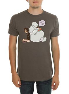 Disney Big Hero 6 Hairy Baby T-Shirt | Hot Topic