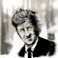 #davidlynch by simone #avella made with #ipad & #adonit #jottouch #pixelpoint + @ProcreateApp. #lynch David Lynch, Ipad, Illustration, Fictional Characters, Illustrations, Fantasy Characters