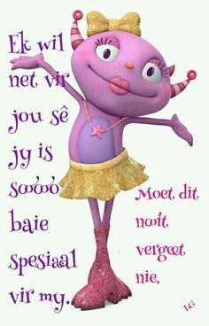 Jy is so baie spesiaal. Birthday Message For Friend, Birthday Wishes For Sister, 30th Birthday, Birthday Cards, Good Night Friends, Good Morning Wishes, Friend Friendship, Friendship Quotes, Lekker Dag